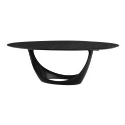 dining room montana table black 78