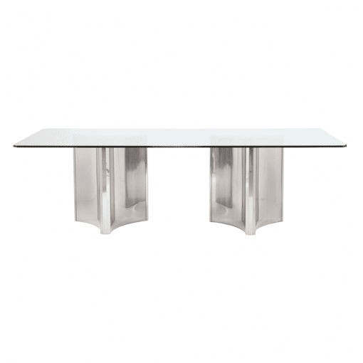 dining room palico polished stainless steel