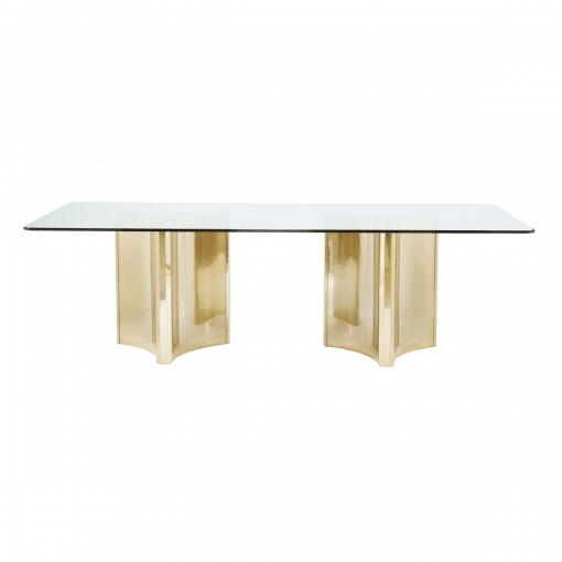 palico rectangular gold