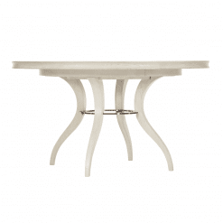 dining room allure round table angle