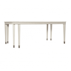 dining room allure table rectangular angle