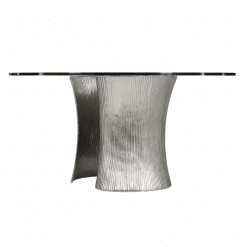 dining serpentine 60 inch angle
