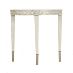 living room allure side table angle