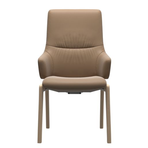 Image depicts the Mint High Back Dining chair from Stressless
