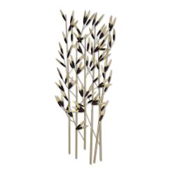 wall art bamboo