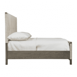 Alannis Woven Panel Bed Side
