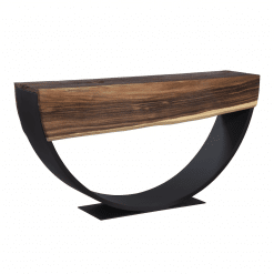 Arc Double Side Console Table
