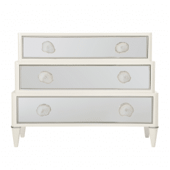 Calista Drawer Chest Front