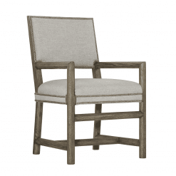 Canyon Ridge Arm Chair with Open Back