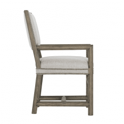 Canyon Ridge Arm Chair with Open Back Side
