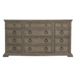 Canyon Ridge Dresser Front