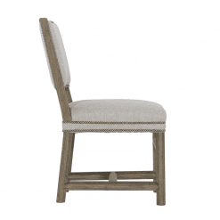 Canyon Ridge Side Chair with Open Back Side View