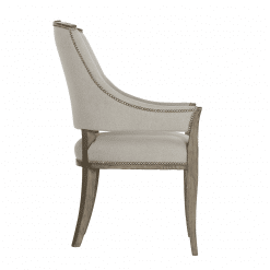 Canyon Ridge Upholstered Curved Arms Side