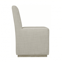 Casey Side Chair Side view