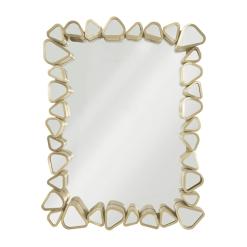 Pebble Rectangular Mirror