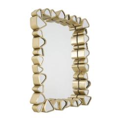 Pebble Rectangular Mirror Angle