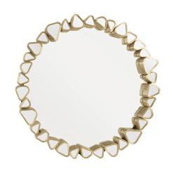 Pebble Round Mirror
