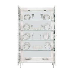 calista curio cabinet open