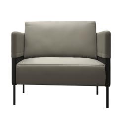 Allen Lounge Chair Front