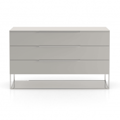Bowery Dresser in Matte Chateau Grey