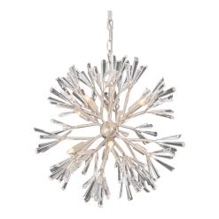 Crystalline 8 Light Pendant