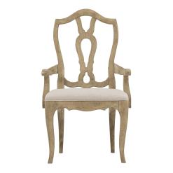 Villa Toscana Arm Chair Front