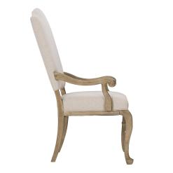 Villa Toscana Host Arm Chair Side