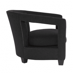 Alana Accent Chair Side