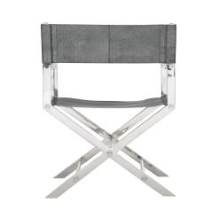 Alexa Directors Chair Back