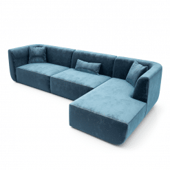 Brooklyn Sectional View