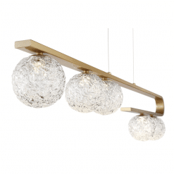 Kaine 44 inch Linear Chandelier Angle 003