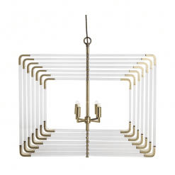 Terra Acrylic 7 Layer in Brass