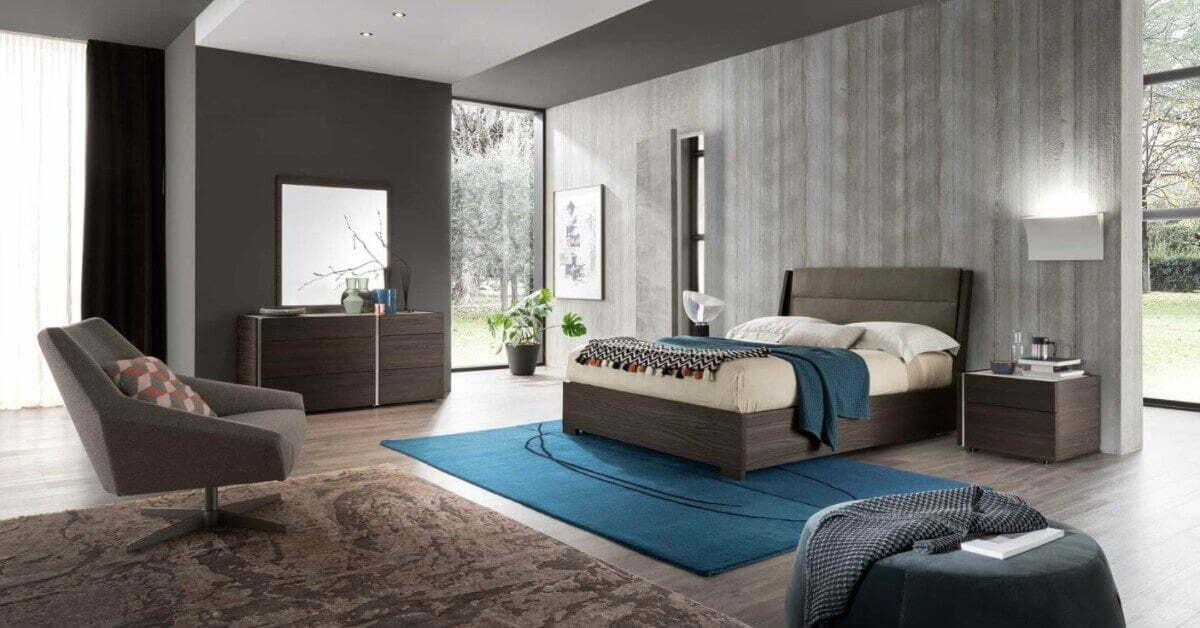 modern bedroom furniture pieces