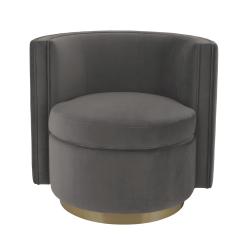 Angelus Swivel Chair Front