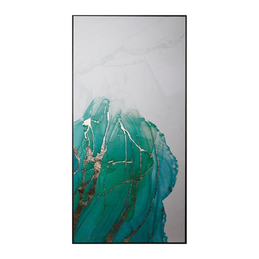 Blue Lagoon Wall Art Right