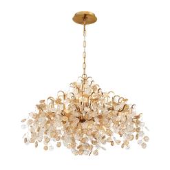 Campobasso 11 light chandelier