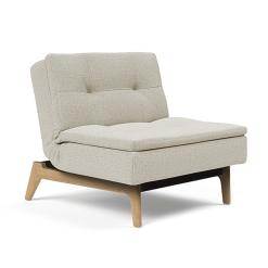 Dublexo Eik Chair Mixed Dance Natural