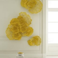 Flower Wall Art in Dandelion Liveshot