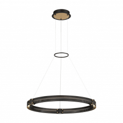 Kaito Small Round Chandelier
