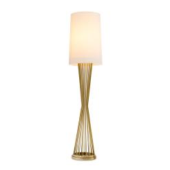 Lancashire Floor Lamp in Gold