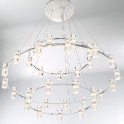 Netto 3 tier chandelier details