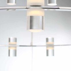 Netto Round chandelier details