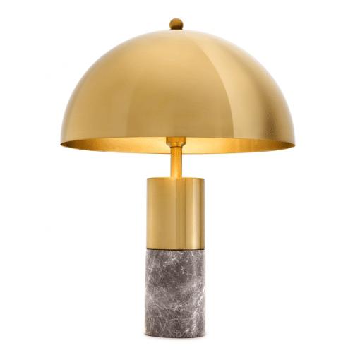 Padano Table Lamp in Brass