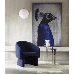 Peacock Wall Art Liveshot