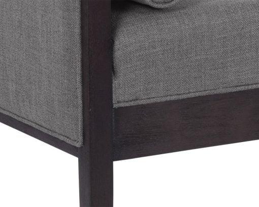 Pietro Sideboard in Effie Smoke Details