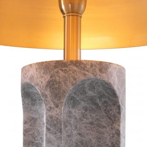 Savannah Table Lamp Details scaled