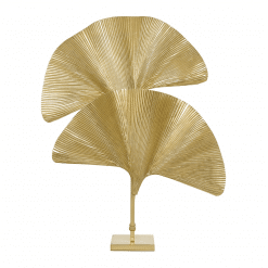 Shoreline Table Lamp in Polished Brass