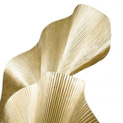 Shoreline Table Lamp in Polished Brass Details scaled