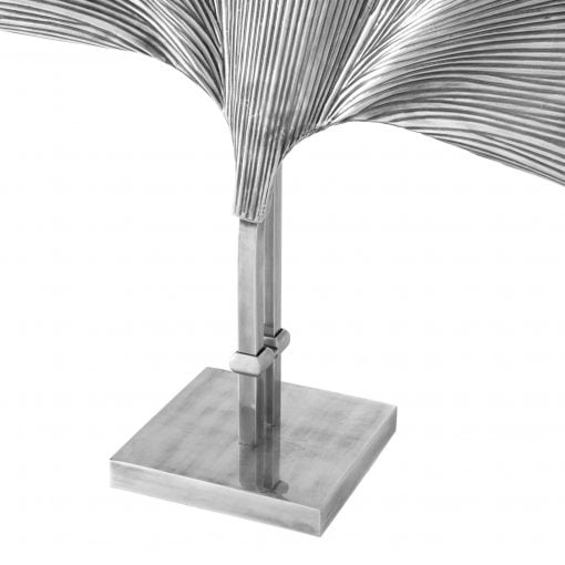 Shoreline Table Lamp in Tarnished Silver Details scaled