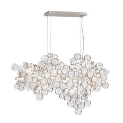 Trento 40 inch linear chandelier
